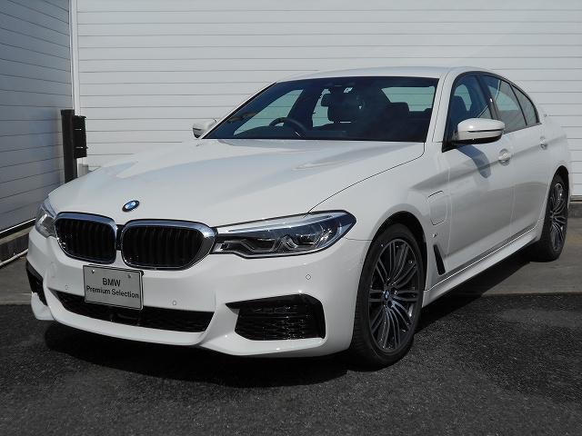 BMW 530e Mスポーツアイパフォーマンス 2年BPSデモ認定車