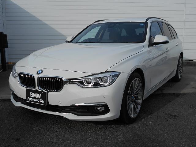 BMW 320dツーリング ラグジュアリー1年AC1オナ禁煙認定車