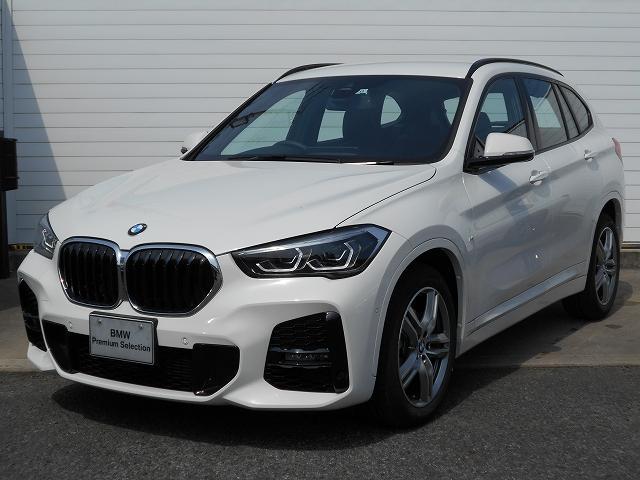 BMW X1 sDrive 18i Mスポーツ 2年BPSデモ禁煙認定車