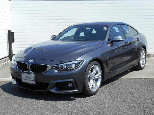 BMW 420iグランクーペ Mスピリット 2年BPSデモ認定車