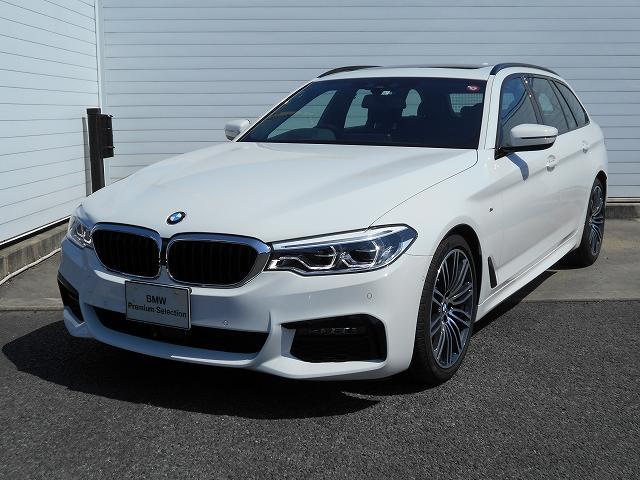 BMW 530iツーリング Mスポーツ 2年BPSデモ禁煙認定車
