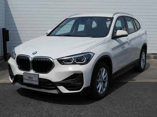 BMW sDrive 18i LCI2年BPSデモ認定車