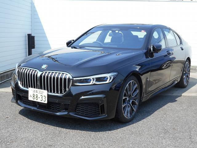 BMW 740d xDrive Mスポーツ 2年BPSデモ禁煙認定車