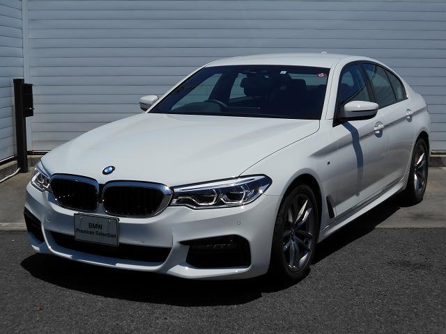 BMW 523d xDrive Mスピリット 2年BPSデモ認定車