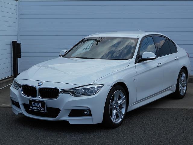 BMW 318i Mスポーツ 1年AC1オナ禁煙認定車