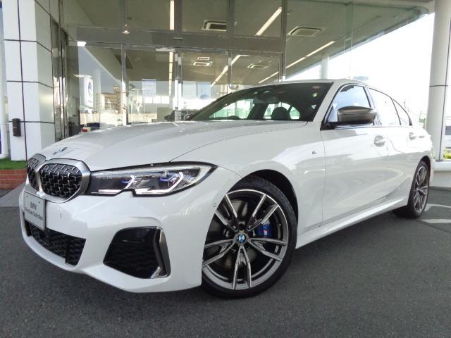 BMW M340i xDrive 2年BPSデモ禁煙認定車