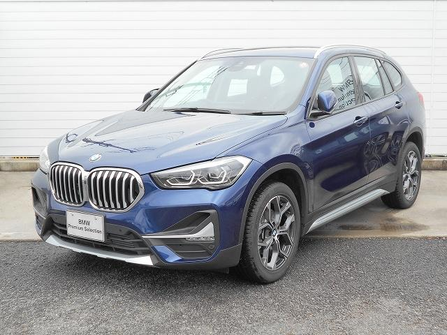 BMW X1 xDrive 18d xライン LCI ワイドモニターナビ コンフォートPKG 弊社デモカー 認定中古車