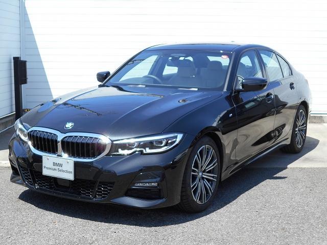 BMW 320i Mスポーツ 2年BPSデモ認定車