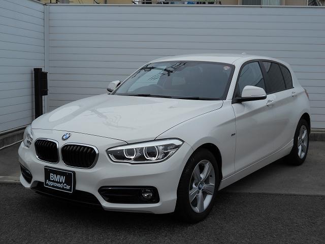 BMW 118d スポーツ 1年AC1オナ禁煙認定車