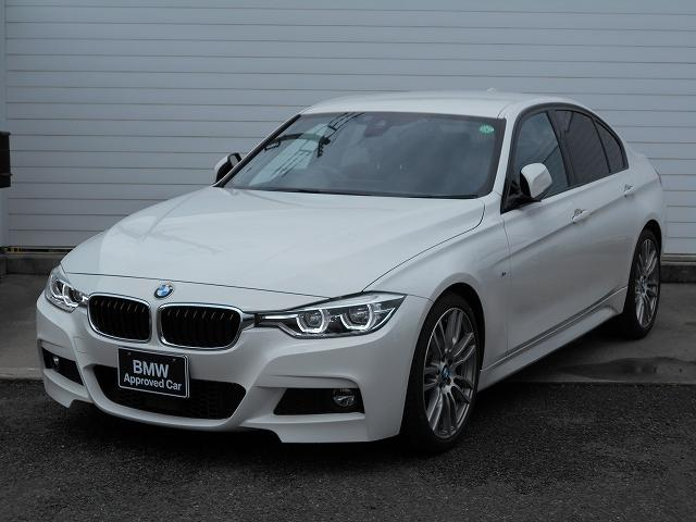 BMW 3シリーズ 320i Mスポーツ 1年AC1オナ禁煙認定車