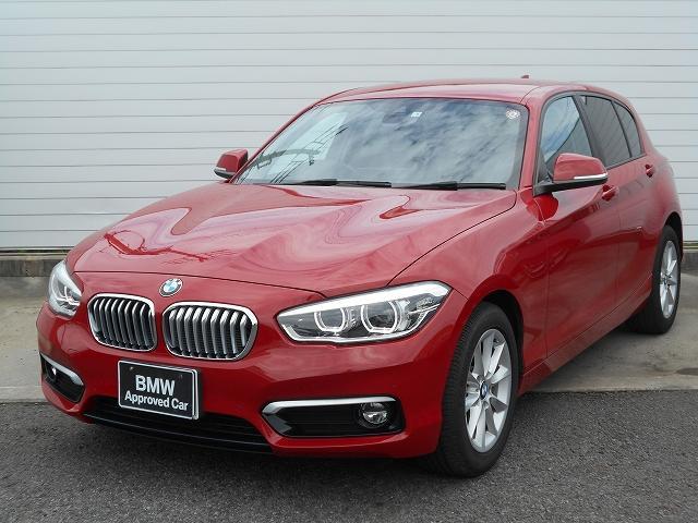 BMW 118d スタイル 1年AC禁煙認定車