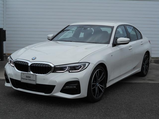 BMW 320d xDrive Mスポーツ 2年BPSデモ禁煙認定車