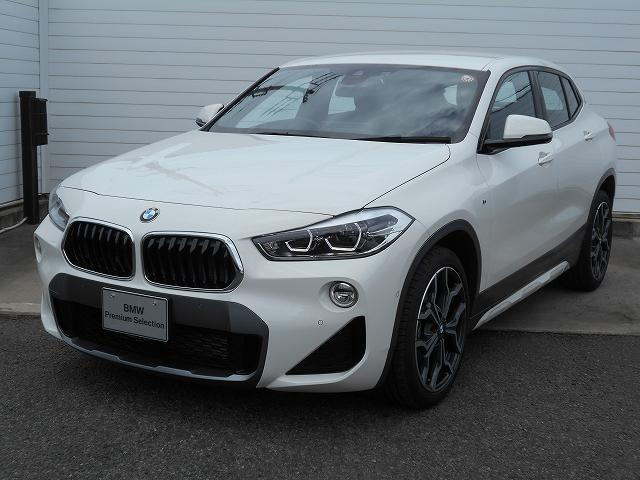 BMW xDrive 20i MスポーツX 2年BPSデモ禁煙認定車