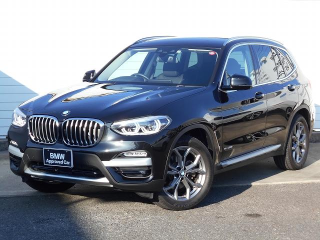 BMW xDrive 20i Xライン 19AW黒革衝突軽減地デジACCPアシストHUDETC 1年AC1オーナー禁煙認定車