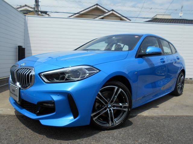 BMW 1シリーズ 118i Mスポーツ 18AW純正HDDナビゲーションパッケージ運転席電動シートデモカー禁煙認定中古車