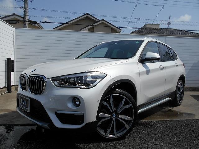 BMW X1 xDrive 18d xライン 20AWコンフォートPKGシートヒーター禁煙1オーナー認定中古車