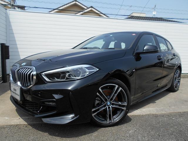 BMW 118i Mスポーツ 18AW衝突軽減ACCPアシストコンフォートpkgETC 2年BPSデモカー禁煙認定車