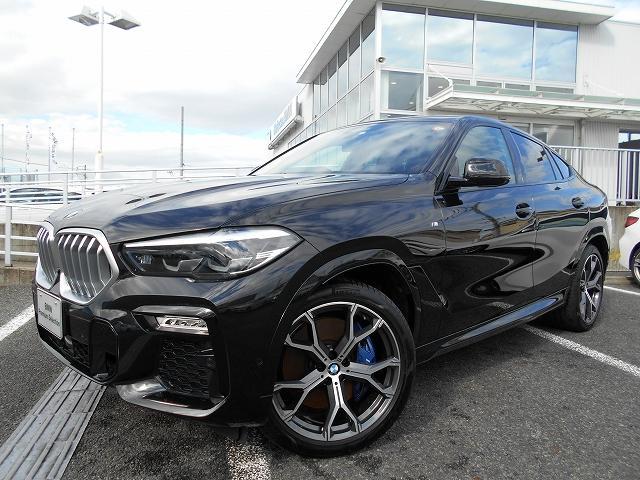 BMW X6 xDrive 35d Mスポーツ 21AWブラウン革スカイラウンジパノラマガラスサンルーフドラレコ禁煙1オーナー認定中古車