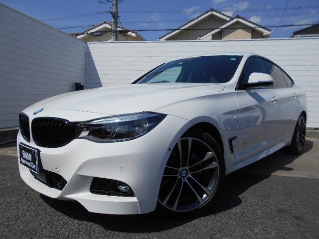 BMW 320iグランツーリスモ Mスポーツ 19AW黒革衝突軽減ACCPDCETC 1年AC1オナ禁煙認定車