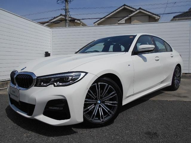 BMW 320d xDrive Mスポーツ 18AW衝突軽減ACCPアシストプラスETC 2年BPS1オナ禁煙認定車