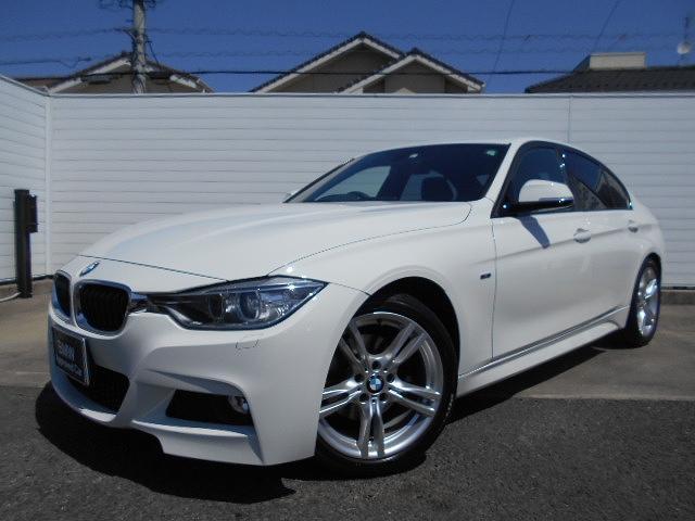 BMW 320dブルーパフォーマンス Mスポーツ 18AWクルコンPDCコンフォートアクセスETC 1年AC禁煙認定車