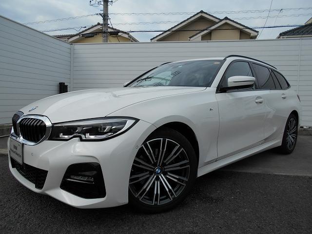 BMW 320d xDriveツーリング Mスポーツ 18AW衝突軽減ACCPアシストプラスコンフォートpkgETC 2年BPS禁煙認定車