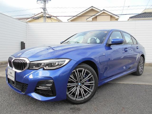 BMW 3シリーズ 330e Mスポーツ ハイラインパッケージ 18AWハイラインPKGコンフォートPKG黒革デモカー認定中古車