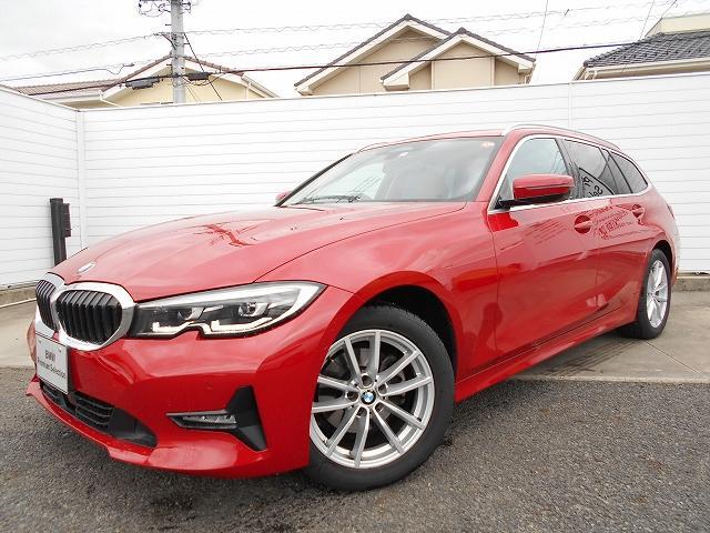 BMW 320d xDriveツーリングハイラインパッケージ 17AWベージュ革衝突軽減ACCPアシストプラスコンフォートpkgETC 2年BPS禁煙認定車