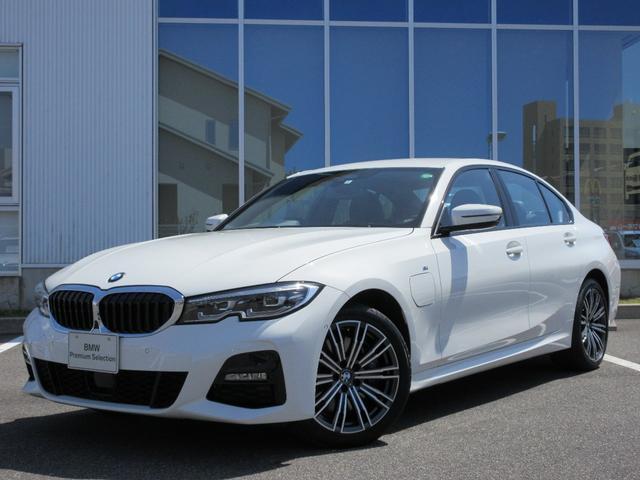 BMW 330e Mスポーツ 18AW衝突軽減ACCPアシストコンフォートpkgETC 2年BPSデモカー禁煙認定車