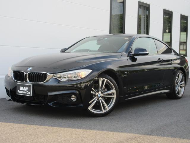 BMW 420iクーペ Mスポーツ 19AW衝突軽減ACCアダプティブLEDヘッド1オーナー認定中古車