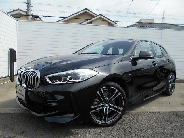 BMW 1シリーズ 118i Mスポーツ 18AW純正HDDナビパッケージ衝突軽減Pアシストデモカー認定中古車