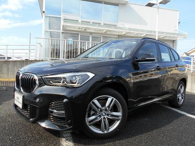 BMW sDrive 18i Mスポーツ 18AWコンフォートPKGセーフティーPKGデモカー認定中古車