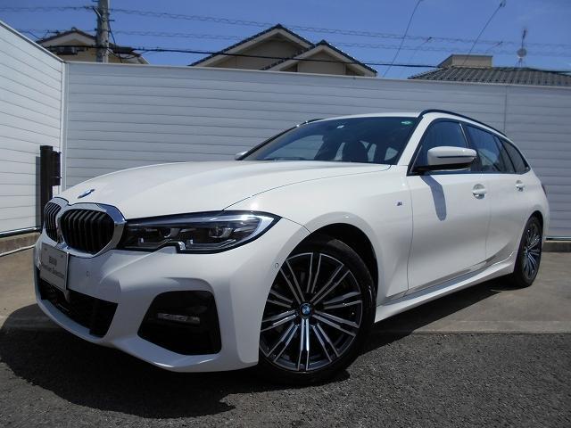 BMW 3シリーズ 318iツーリング Mスポーツ 18AWコンフォートPKG衝突軽減Pアシストデモカー認定中古車