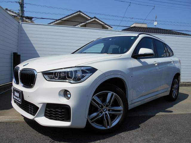BMW X1 xDrive 18d Mスポーツ 黒革コンフォートPセーフティP電動シートドラレコ禁煙認定中古車
