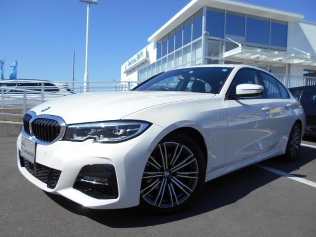 BMW 320d xDrive Mスポーツ 18AWコンフォートPパーキングアシスト+純正DTV禁煙認定中古車
