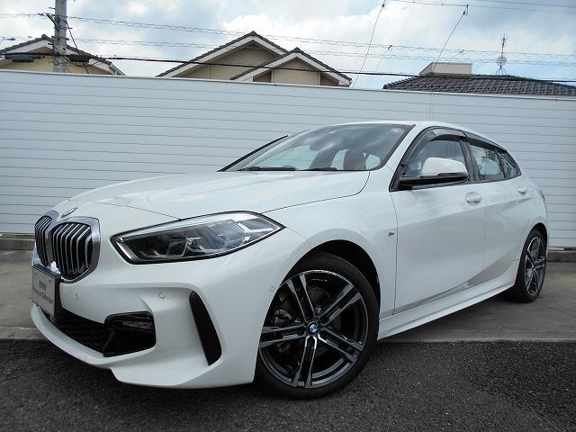 BMW 1シリーズ 118d Mスポーツ 18AWハイラインPKG赤革ACCコンフォートPKG禁煙認定中古車
