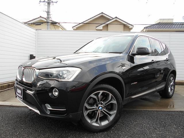 BMW X3 xDrive 20d Xライン 18AW黒革全方位カメラ衝突軽減クルコンドラレコ禁煙1オーナー認定中古車
