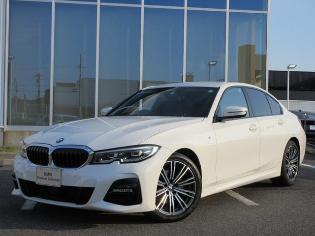BMW 3シリーズ 320i Mスポーツ LED 18AW ACC コンフォートアクセス PDC Bカメラ 電動トランク 禁煙 弊社ワンオーナー
