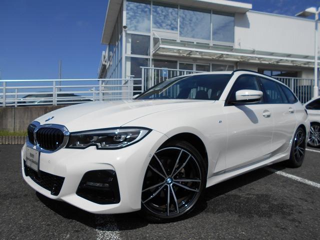 BMW 320d xDriveツーリング Mスポーツ 19AWコンフォートPKGシートヒーター純正DTV禁煙1オーナー認定中古車