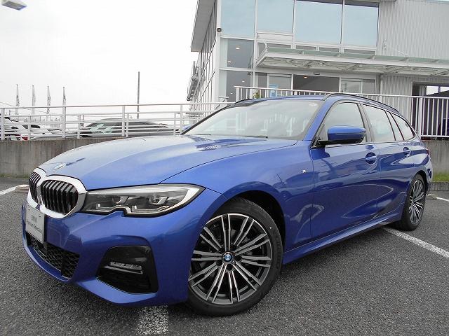 BMW 318iツーリング Mスポーツ 18AWコンフォートPKGパーキングアシストACC禁煙認定中古車