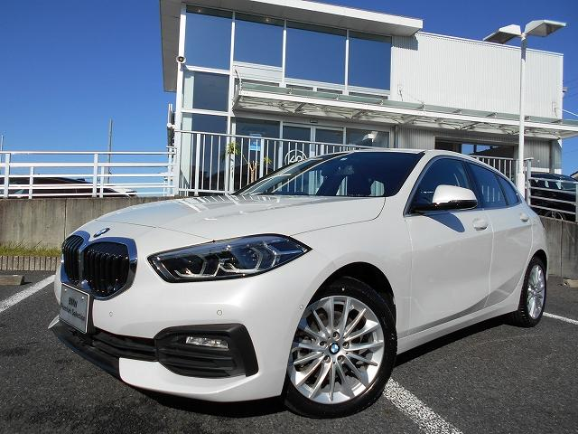 BMW 118d プレイ エディションジョイ+ ハイラインP 17AWハイラインPKG黒革コンフォートPKG衝突軽減ACCデモカー認定中古車
