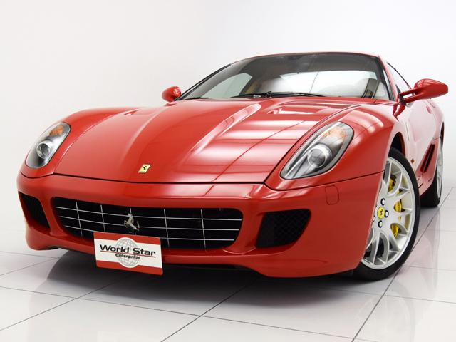 599(フェラーリ) F1 中古車画像
