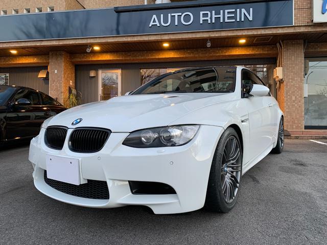 BMW M3クーペ Mドライブパッケージ 6MT