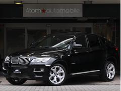 BMW X6xDrive 50i 1オナ LED SR OP20AW