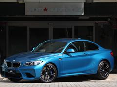 BMW M2 7速DCT 1オーナー D新車保証 黒レザー PDC