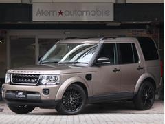 ランドローバー ディスカバリーSE 新車保証継承 1オーナー ブラックデザインパック