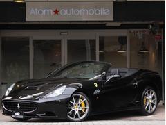 フェラーリ カリフォルニアベースグレード 正規D車 OP20AW カーボンLEDステア