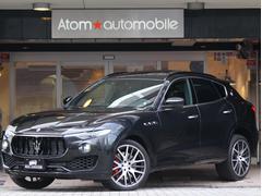マセラティ レヴァンテS 1オナ D新車保証 ドライバーズアシスタンスPKG