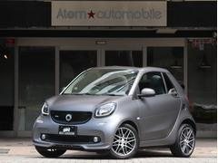 スマートフォーツーカブリオBRABUS XCS LTD 1オナ 新車保証 特別限定車