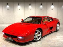フェラーリ 355F1ベルリネッタ 正規輸入車 後期XRシャシー 純正18AW